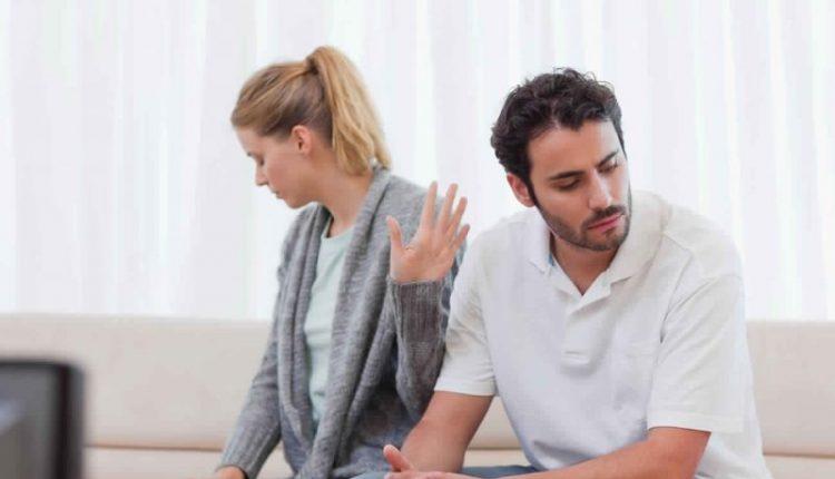مناقشات الزوج والزوجة
